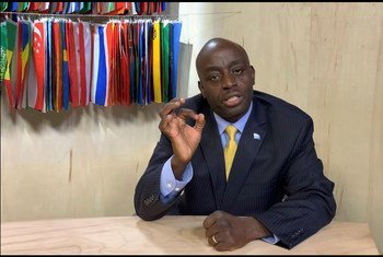 Chris Mburu, le nouveau Coordonnateur Résident des Nations Unies en République du Congo