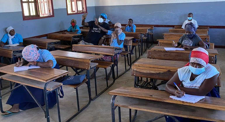 Children 'indoctrinated' to fight for insurgents in Mozambique: UNICEF