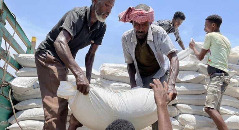 Guterres criticizes 'unprecedented expulsion' of staff from Ethiopia; calls for focus on saving lives