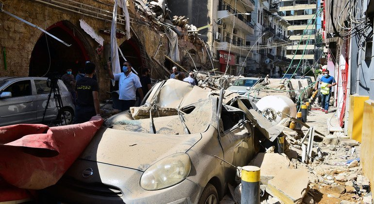 Beirut blast: Here's how you can help the UN aid Lebanon's recovery