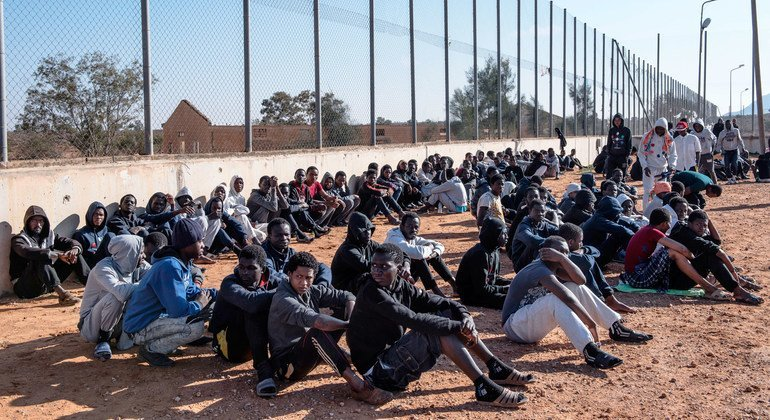 Alert over spike in security operations against Libya migrants