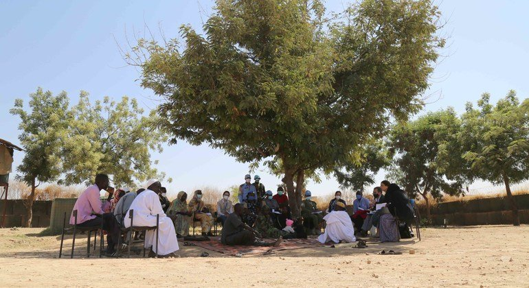 UN mission responding to evolving needs in Sudan transition process