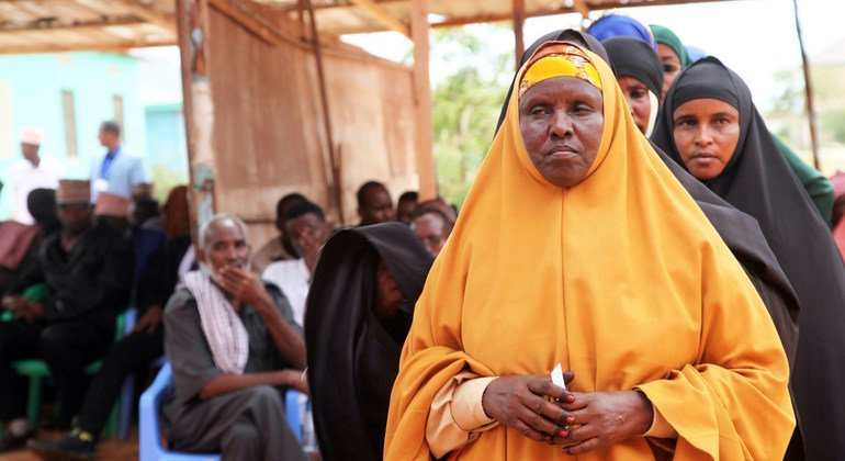 Somalia: 'Sustained focus, investments' needed to boost women's political participation
