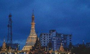 Столица Мьянмы Нейпьидо