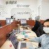 Пандемия COVID-19 навсегда изменила сферу занятости, считают эксперты.