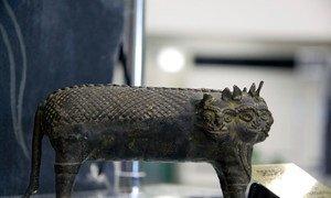 Артефакт из Африки
