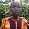 Junior, un jeune militant de Côte d'Ivoire, s'est exprimé par liaison vidéo devant le Conseil des droits de l'homme des Nations Unies sur la protection de l'environnement.