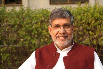 भारत से नोबेल शान्ति पुरस्कार विजेता कैलाश सत्यार्थी को, टिकाऊ विकास लक्ष्यों का नया पैरोकार चुना गया है.