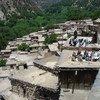 在阿富汗努里斯坦小学读书的孩子。 (资料)