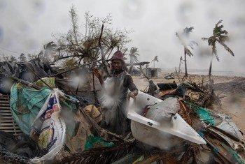 Ciclone tropical Eloíse atingiu a região da Beira, em Moçambique, no fim de semana