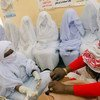 Медсестры в Судане