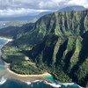 El archipiélago hawaiano en el Pacífico es una de las partes más remotas del mundo.