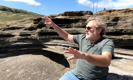 Ken Rubin is a volcanologist based at the University of Hawaii.