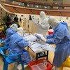 COVID-19 был впервые обнаружен в китайском городе Ухань. Распространение вируса по миру привело к кризису в области здравоохранения.