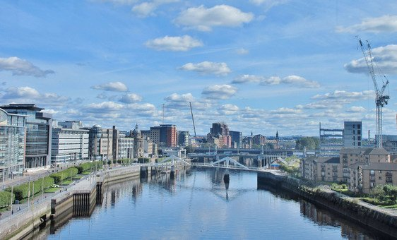 Glasgow in the United Kingdom will host the international climate meeting COP26