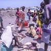 Un marché à Pibor, au Soudan du Sud.