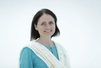 भारत में अंतररष्ट्रीय श्रम संगठन (आईएलओ) की सम्मानजनक कामकाज संबंधी मामलों की निदेशक, डागमार वॉल्टर