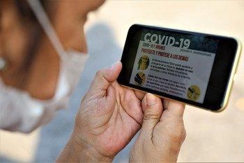 Nas Américas, mais de 35 milhões de pessoascontraíramo novo coronavírus, que matou cerca de 850 mil