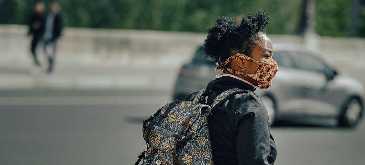 أبرزت جائحة كوفيد-19 انتشار التمييز العنصري على نطاق واسع.