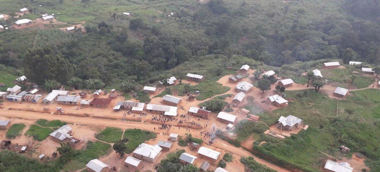 No início deste mês pelo menos 57 pessoas foram assassinadas em Ituri