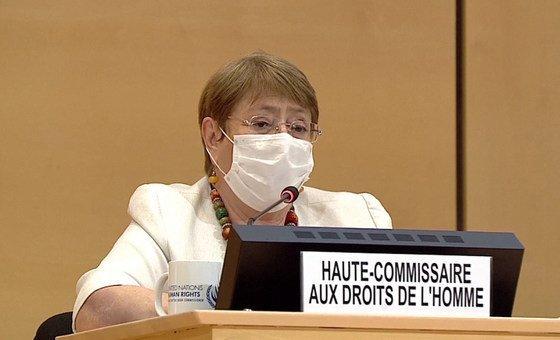 Michelle Bachelet apelou a um novo esforço para fazer justiça às vítimas de graves violações dos direitos humanos na Coreia do Norte