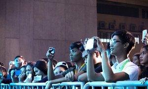 """联合国人权理事会第44次会议6月30日对菲律宾人权状况进行审议,""""禁毒战争""""及人权捍卫者处境成为各方关注重点。"""