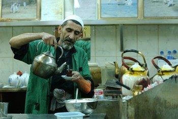 Кофейня в Кувейте. Предприятия малого бизнеса обеспечивают половину глобального ВВП.