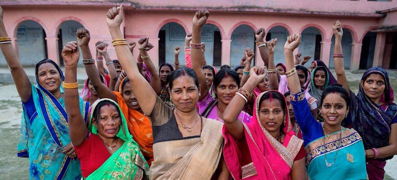 Роль женщин-лидеров исключительно велика в деле обеспечения равноправия полов.