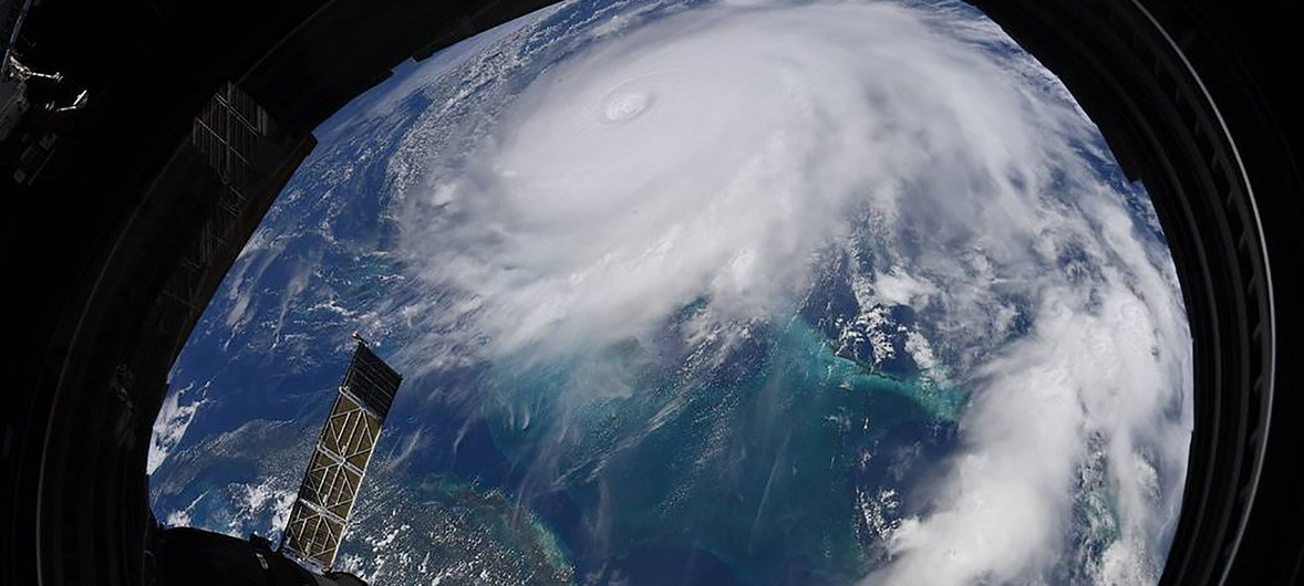 Temporada de furacões começou em 1 de junho na região.