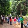 Geitawi Public Gardens, un espace adapté aux enfants à Beyrouth, au Liban.