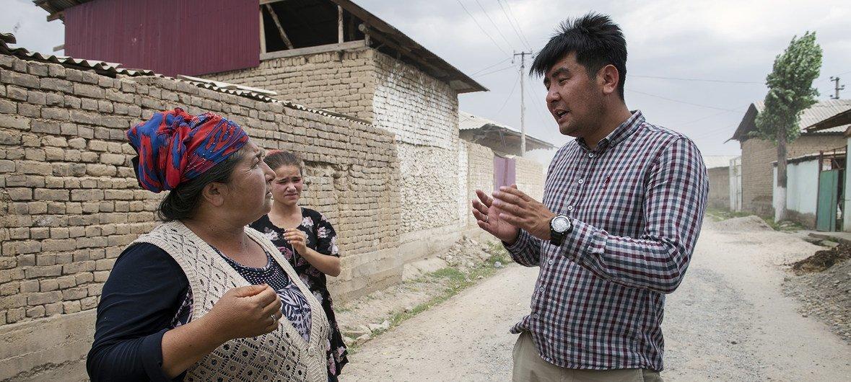 Azizbek Ashurov, Director of Kyrgyzstan-based Ferghana Valley Lawyers Without Borders, has been named 2019 UNHCR Nansen Refugee Award Winner for 2019.