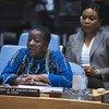La Conseillère spéciale des Nations Unies sur l'Afrique, Bience Gawanas, au Conseil de sécurité le 2 octobre 2019