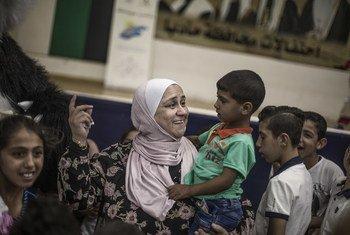 تقديرا لجهودها في مساعدة اللاجئين السوريين، تم اختيار عبير خريشة عن منطقة الشرق الأوسط للفوز بجائزة نانسن للاجئ لعام 2019، وهي جائزة سنوية مرموقة تكرّم الأشخاص الذين بذلوا جهودا كبيرة لمساعدة اللاجئين والنازحين قسرا.