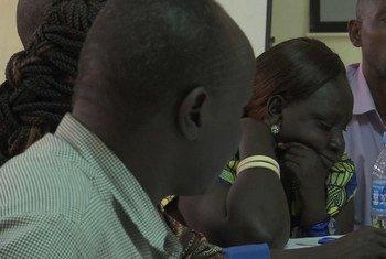"""انطلقت هذا الأسبوع فعاليات منتدى في دولة جنوب السودان بعنوان """"سلامنا"""" تهدف لإشراك جميع شرائح المجتمع في بناء جسور الثقة وضمان نجاح عملية السلام التي تمخضت عن اتفاقية أديس أبابا في سبتمبر 2018 لوقف الحرب الأهلية."""