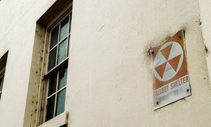 At the height of the Cold War, more fallout shelters were built as the perceived threat from nuclear war increased.
