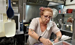 Roseann Rostoker moved to New Orleans in 2010 to open the Red Gravy restaurant.
