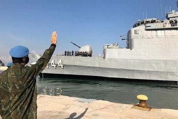 Durante quase 10 anos de operação, o Brasil ocupou o comando da Força-Tarefa Marítima, FTM.