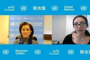 حوار مع د. حنان بلخي مساعدة مدير عام منظمة الصحة العالمية لشؤون مقاومة المضادات الحيوية
