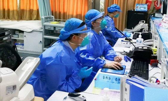 Власти Китая прилагают все усилия, чтобы сдерживать распространение коронавируса