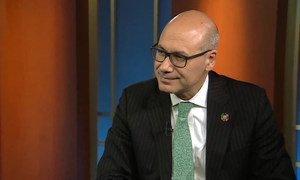 Francisco Duarte Lopes, embaixador de Portugal junto às Nações Unidas.