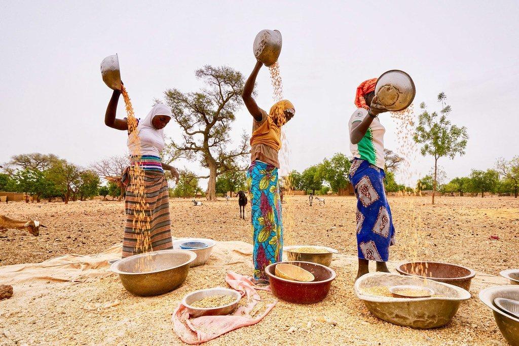 Nchini Burkina Faso, idadi ya watu wanaokabiliwa na ukosefu mkubwa wa chakula umeongezeka.