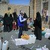 مليحة هي واحدة من بين أكثر من 14 ألف نازح إلى مأرب والجوف في اليمن خلال آواخر ديسمبر وبداية فبراير2020. (من الأرشيف)
