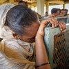 يعيش 14000 لاجئ من إريتريا في مخيم ماي آيني للاجئين في تيغراي.