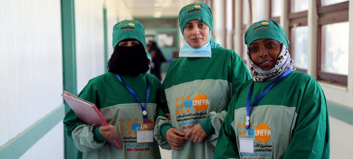 OMS quer maior consciência nos sistemas de saúde para combater a fístula obstétrica