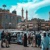 Makkah, Saudi Arabia.