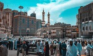 沙特阿拉伯麦加。