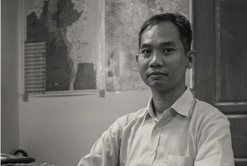 Swe Win, Editor-in-Chief of Myanmar Now