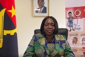 Ministra da Saúde de Angola realça ter valido a pena promover ainda cedo os comportamentos preventivos