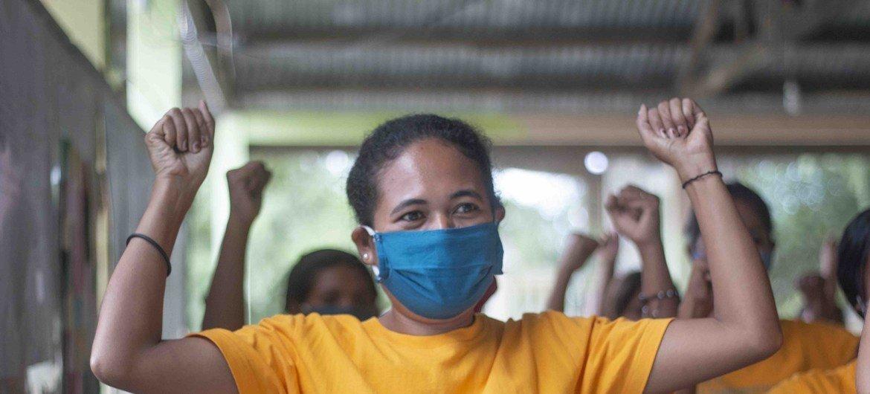 Uma das preocupações do governo timorense é com oLaboratório Nacional e as duas instalações de quarentenacontra a Covid-19.