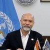 Представитель ВОЗ в Индии д-р Родерико Офрин